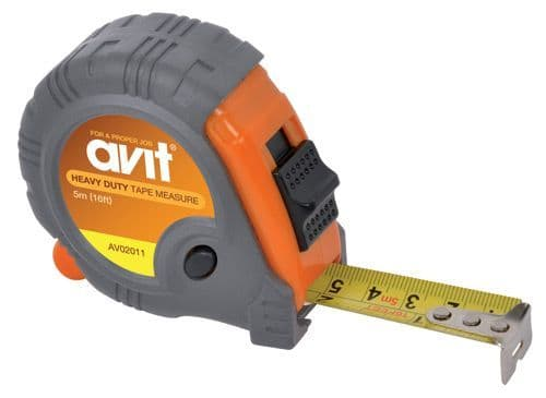 Avit Heavy Duty Tape Measure