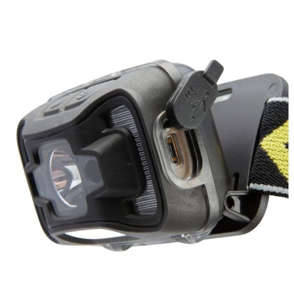 C.K USB Rechargeable LED Head Torch