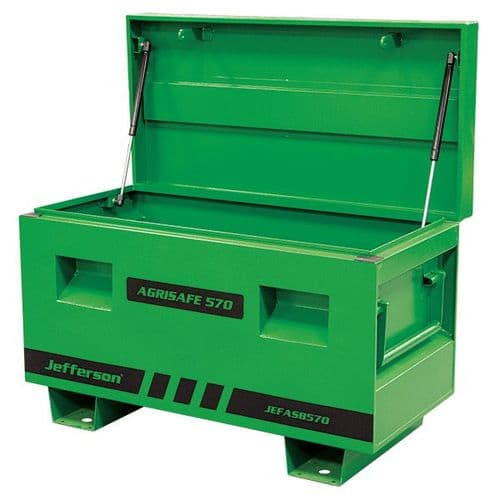 Jefferson 570mm Agrisafe High Truck Box