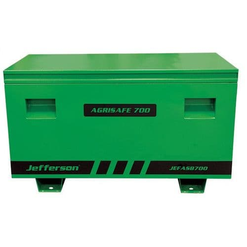 Jefferson 700mm Agrisafe High Truck Box