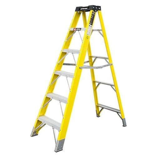 Jefferson Fibreglass Step Ladders