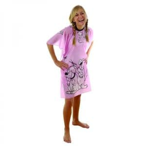 HairTools Childrens Doggy Gown Pink