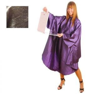 HairTools Gown with Sleeves Gold