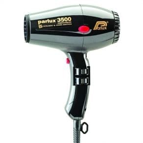 Parlux 3500 SuperCompact Ceramic & Ionic Edition Black Dryer (2000w)