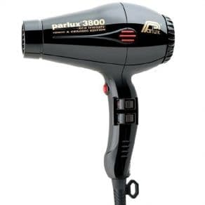Parlux 3800 Eco Friendly Black Dryer (2100w)