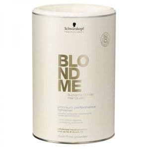 Schwarzkopf Blondme Premium Performance Lightener 450g