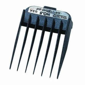 Wahl Attachment Comb No.5 Black 16mm