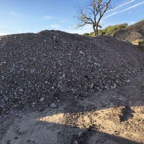 6F2 Crushed Concrete Recycled Aggregates (20 Tonne Minimum)