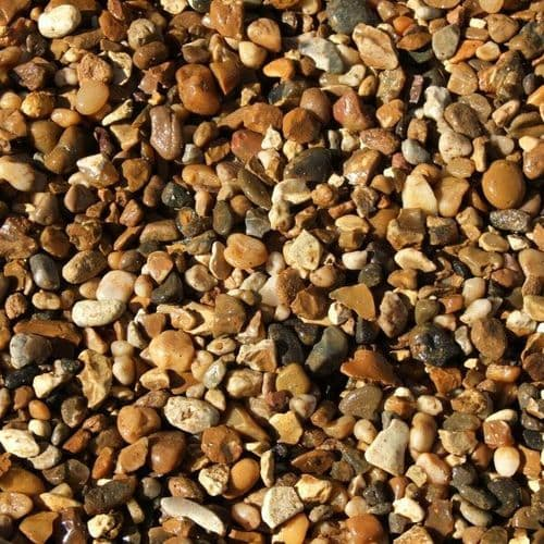 Golden Gravel 10mm  Bulk Bag