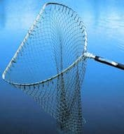 41CK - Seaforth (D Shape) Sea Trout Telescopic Landing Net
