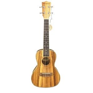 Blackwater YWU-E153-24EQ Walnut Concert Electro Acoustic Ukulele Inc Bag
