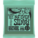 Ernie Ball Not Even Slinky Electric Guitar Strings 12-56