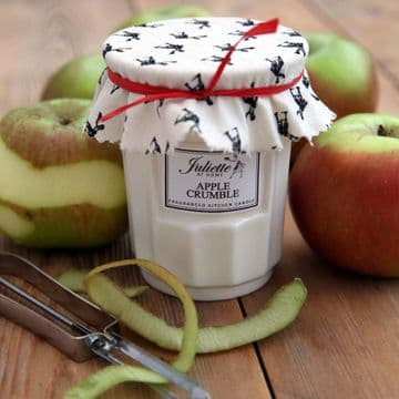 Apple Crumble Kitchen Larder Candle