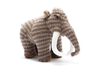 Best Years - Knitted Woolly Mammoth