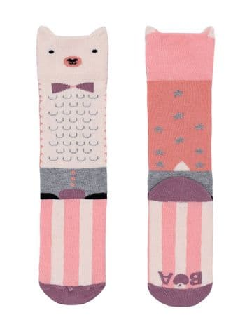 Billy Loves Audrey - Carnival Llama Knee Hi Socks