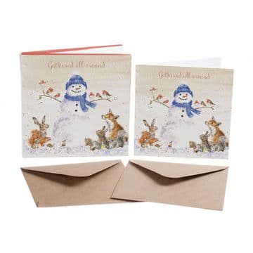 Gathered All Around - Set of 8 cards