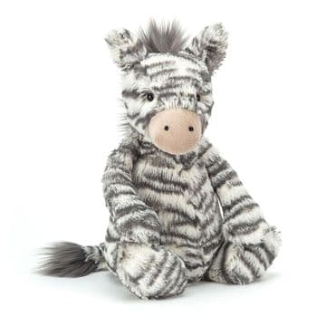 Jellycat - Bashful Zebra Medium