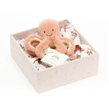Jellycat - Odell Octopus Gift Set