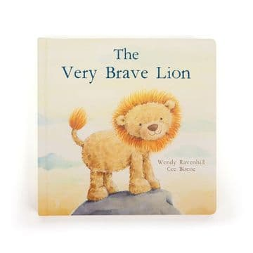 Jellycat - The Very Brave Lion