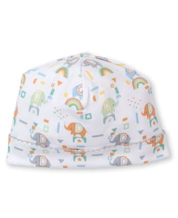 Kissy Kissy - Rainbow Elephants Hat