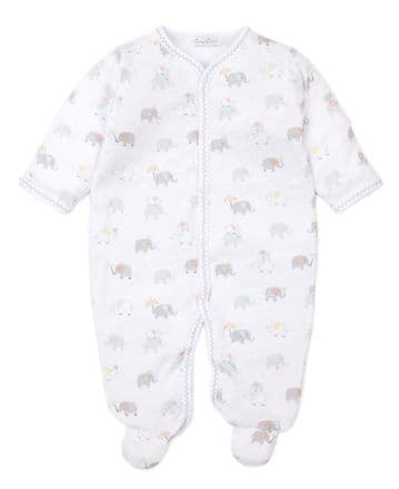 Kissy Kissy - Sappy Sidekicks Light Blue Babygrow