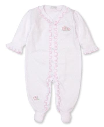 Kissy Kissy - Sheep Scramble Dotty Babygrow