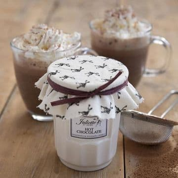 Kitchen Larder Candle - Hot Chocolate