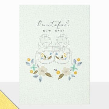 LD - Beautiful New Baby Card