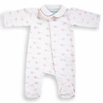 Magnet Mouse - Pink Mouse Babygrow