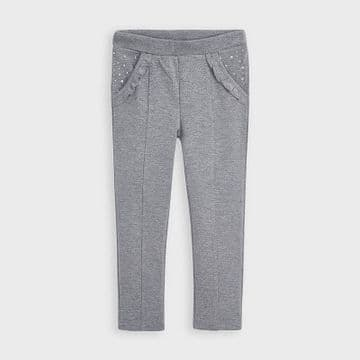 Mayoral - Steel Grey Trousers