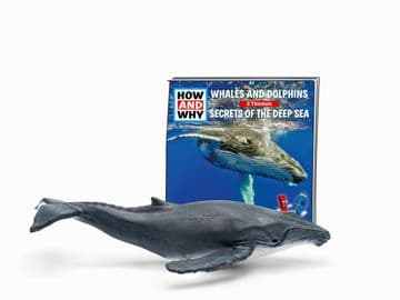 Tonies - HOW & WHY - Whales & Dophins, Secrets of the Deep Sea