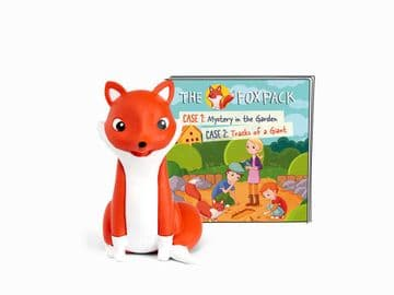 Tonies - The Fox Pack, Mystery in the Garden/Tracks of a Giant