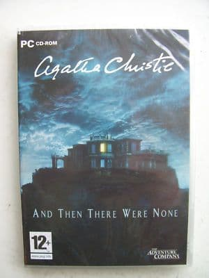 Agatha Christie And Then There Were None   PC