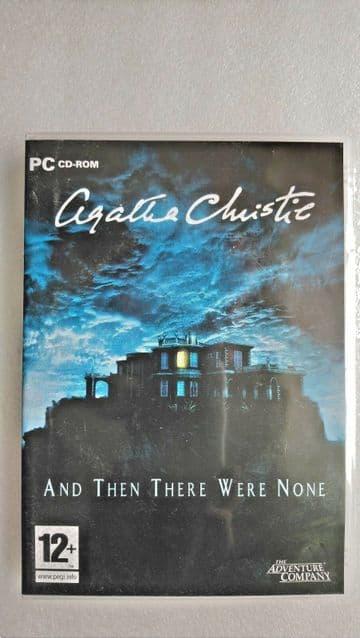 Agatha Christie: And Then There Were None (PC: Windows, 2006)