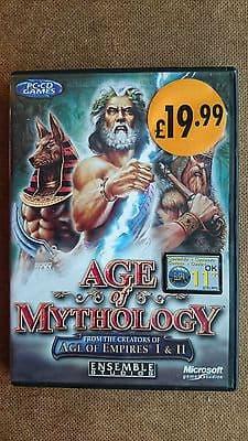 Age of Mythology PC Game