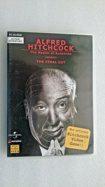 Alfred Hitchcock The Final Cut (PC Windows 2000)