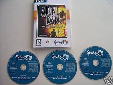 Alone in the Dark PC Game