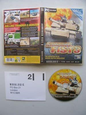 Armoured Fist 3 PC