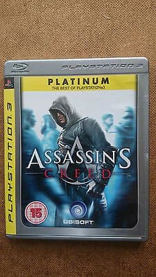 Assassins Creed  PS3  Platinum Edition