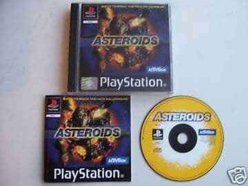 Asteroids..Original  RARE