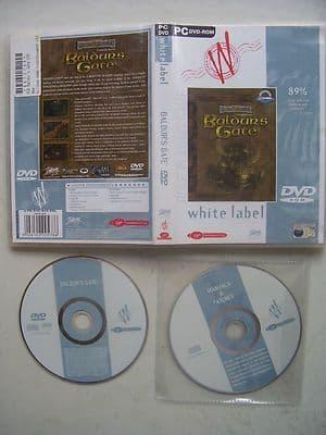 Baldur's Gate  PC Game
