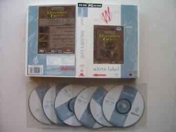 Baldur's Gate  PC Game Boxed Edition RARE