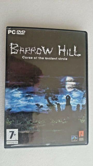 Barrow Hill: Curse of the Anicent Circle (PC: Windows, 2006)
