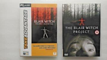 Blair Witch Volume 1: Rustin Parr (PC: Windows, 2000) - Plus 'FREE' DVD