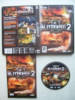 Blitzkrieg 2  Classic PC game
