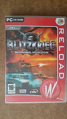 Blitzkrieg Burning Horizon PC Game