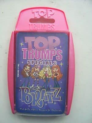 Bratz..Top Trumps Specials..