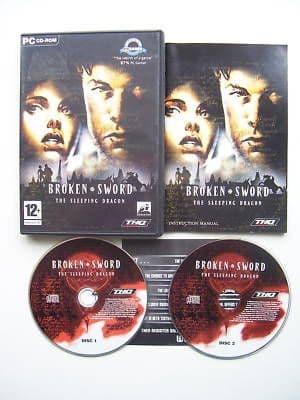 Broken Sword 3 The Sleeping Dragon PC Game