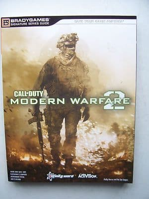 Call of Duty Modern Warfare 2 Strategy Guide