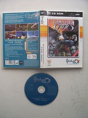 Carmageddon TDR 2000 PC